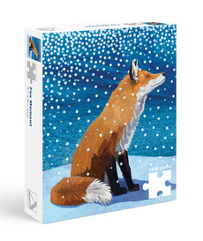 Allport Fox Moment Puzzle - 1000pc