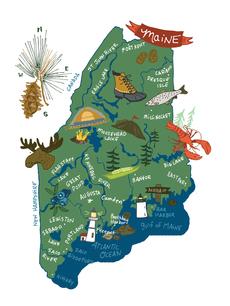 Hello: Maine
