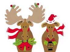 Christmas Callers