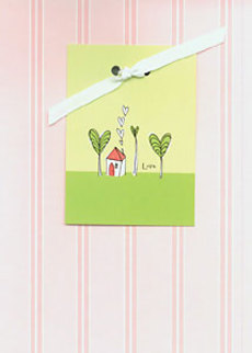 Love Shack Pink Stripes