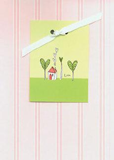 Love Shack Pink Stripes