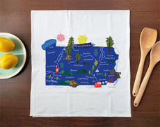 Hello: Pennsylvania Towel