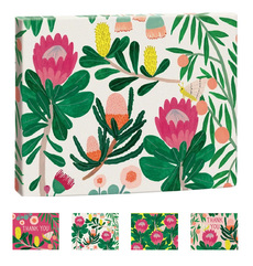 Jungle Protea Notecard Set