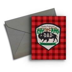 Outdoor Dad Card