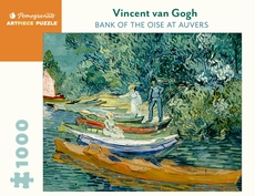 Van Gogh: Banks of the Oise Puzzle - 1000pc