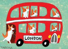 London Bus Mini