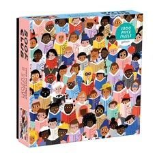 Carolyn Suzuki Book Club Puzzle - 1000pc
