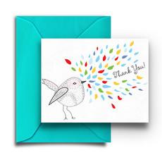 Bird Joy TY Notes