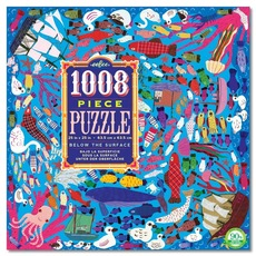 Below The Surface Puzzle - 1008pc