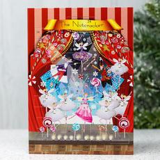 The Nutcracker Advent Calendar Card