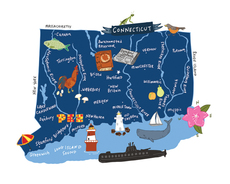 Hello: Connecticut