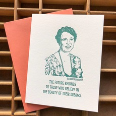 Eleanor Roosevelt card