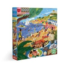 Beach Umbrellas Puzzle - 1000pc