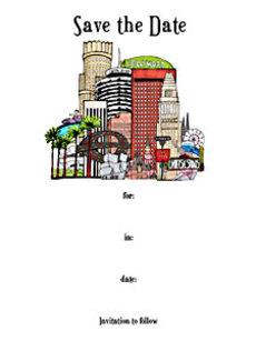 Los Angeles 4x6