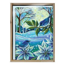Winter Birds Holiday Boxed Notes