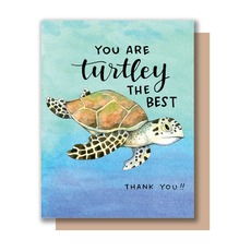 Turtley Thanks