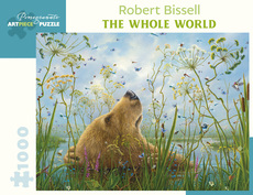 Robert Bissell Whole World Bear Puzzle - 1000pc