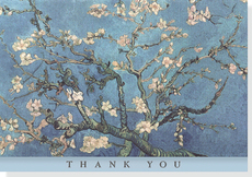 Almond Blossom Boxed Thank You Notes