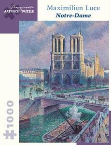 Notre-Dame Puzzle - 1000pc