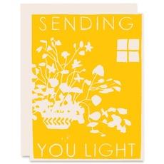 Sending Light Card