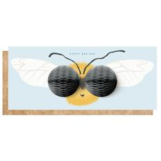 Bee Day Pop Up Card