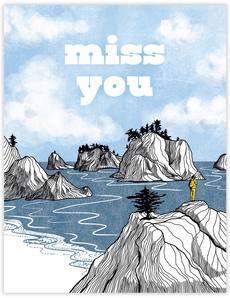Miss You Coastline