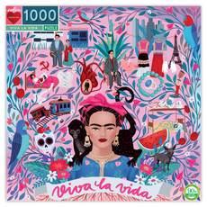 Frida Kahlo Viva La Vida Puzzle - 1000pc
