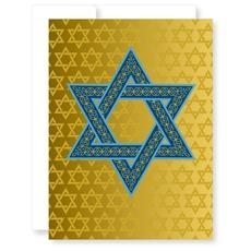Golden Stars Rosh Hashanah