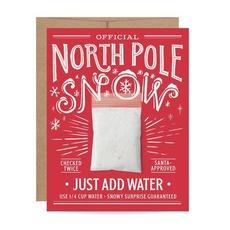 Mail-A-Snowball Card