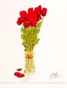 Symphony Bouquet Poster