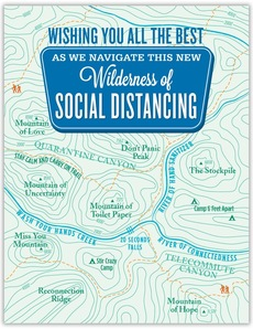 Wilderness of Social Distancing