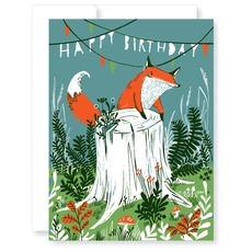 Happy Birthday Fox