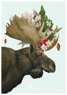 Moose Bouquet