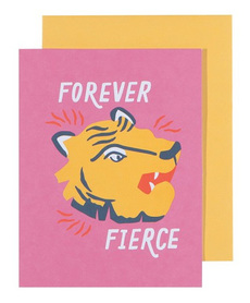 Forever Fierce Card