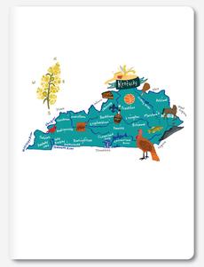 Hello: Kentucky Notebook