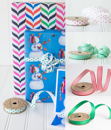 Recycled Cotton Ribbon