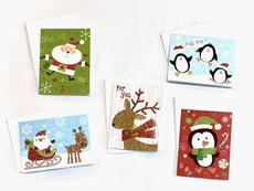 Christmas Gift Tags (5 Options)