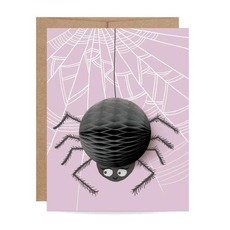 Spider Pop Up Card