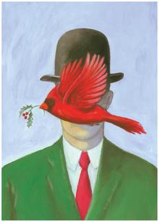 Season's Magritte-ings
