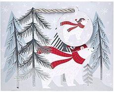 Polar Ice Small Gift Bag