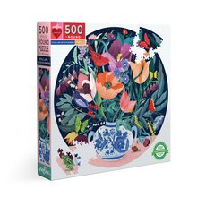Still Life With Flowers Puzzle - 500pc