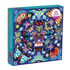 Kaleidoscope Butterflies Puzzle - 500pc