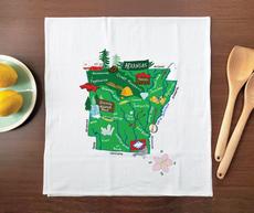 Hello: Arkansas Towel