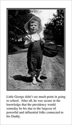 Lil' George Magnet