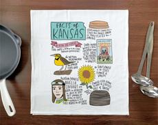 State Facts: Kansas Towel