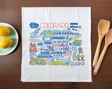 Statescapes: Colorado Towel