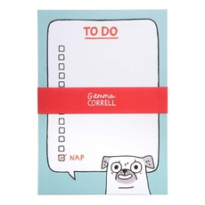 To Do…Nap Dog Notepad