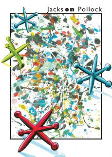 Jacks on Pollock
