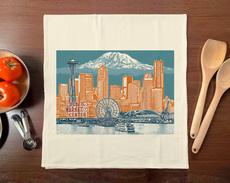 Urban:Seattle Towel
