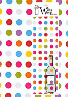 Spots White Wine Wrap